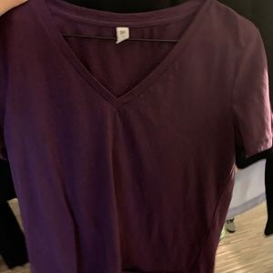 Purple Tshirt from Nordstrom